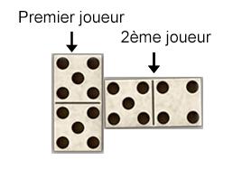 Assistant, Jeu de Dominos