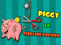 Piggy, la tirelire, jeu compatibles ordinateurs et tablettes