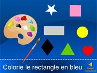 Apprendre les couleurs pour enfant